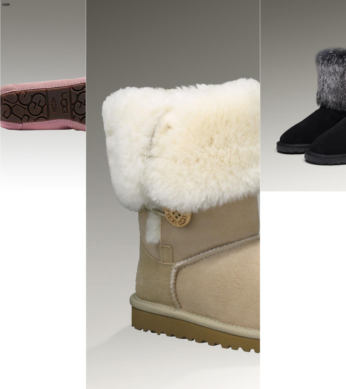 produktion von ugg boots