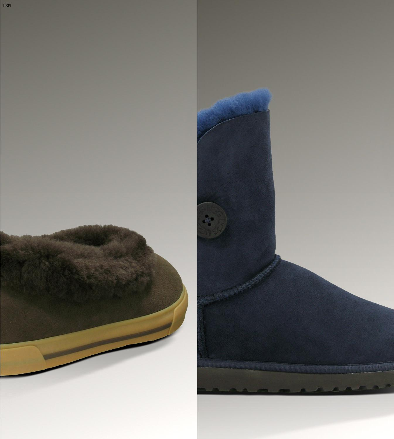 f5d3f29117 ugg boots bailey button grau 38