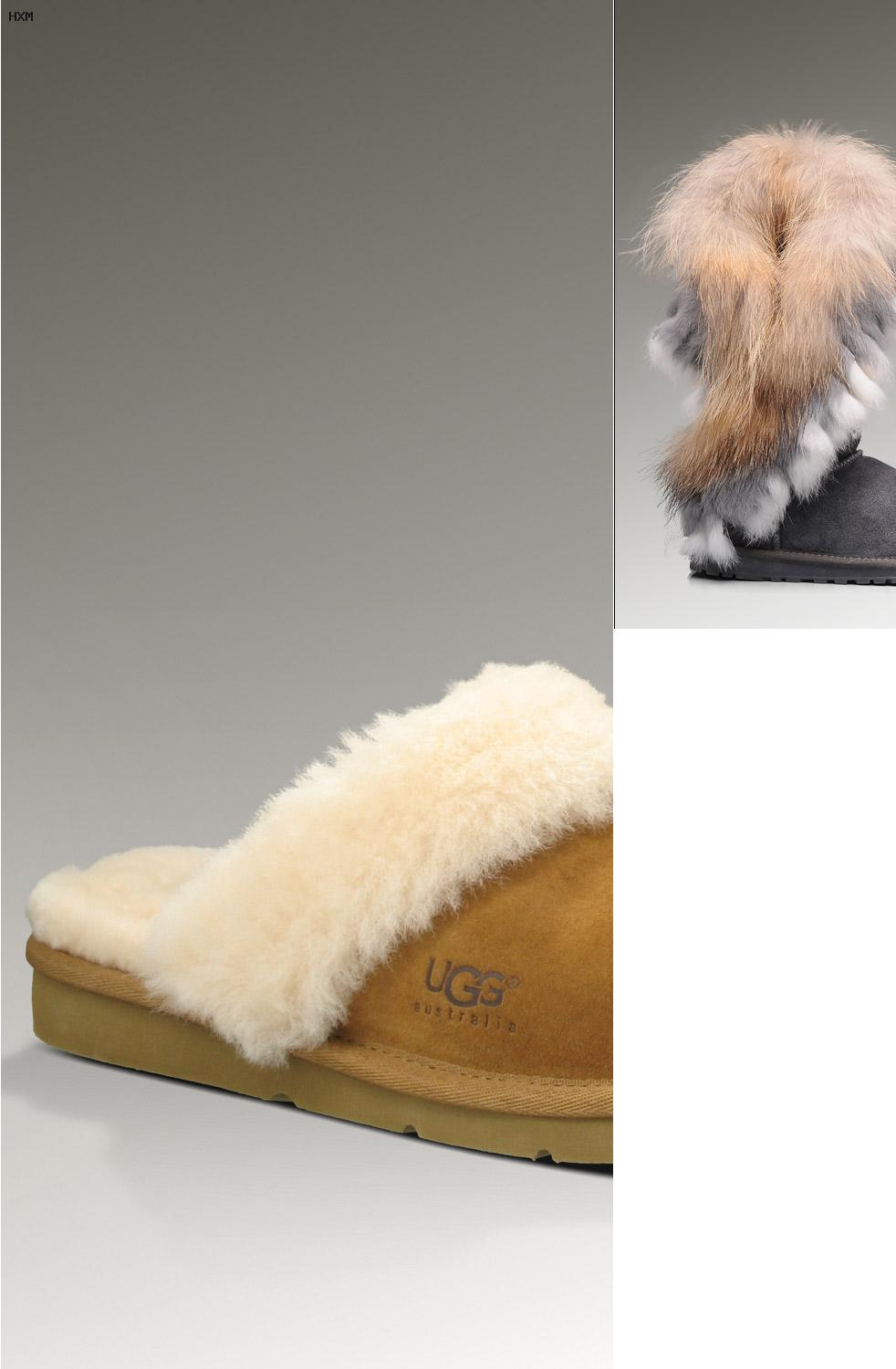 ugg boots flach