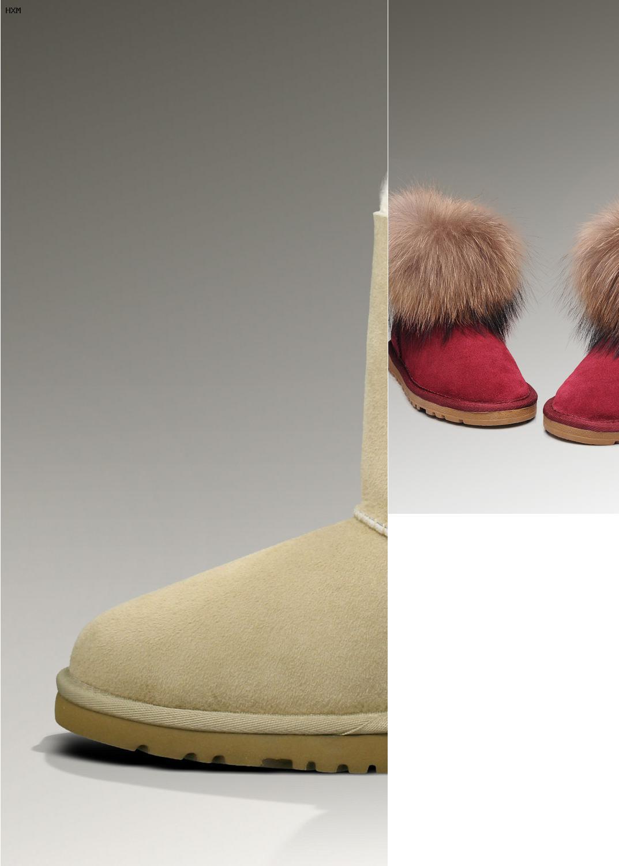 ugg boots mini rosa
