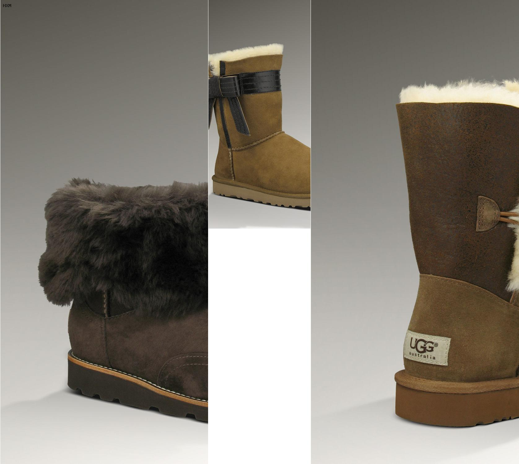 ugg boots schwarz 42