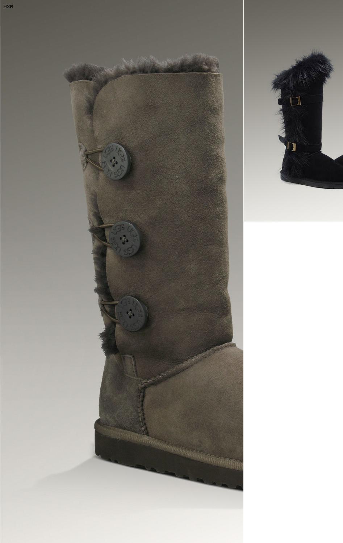 ugg rosabella long heeled clog boots